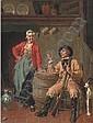 Jan David Col (Belgian, 1822-1900), Jan David Col, Click for value