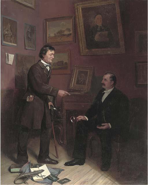 Carl Christian Andersen (Danish, 1849-1906)