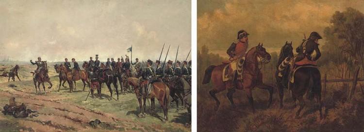 Georges Louis Hyon (French, b.1855)
