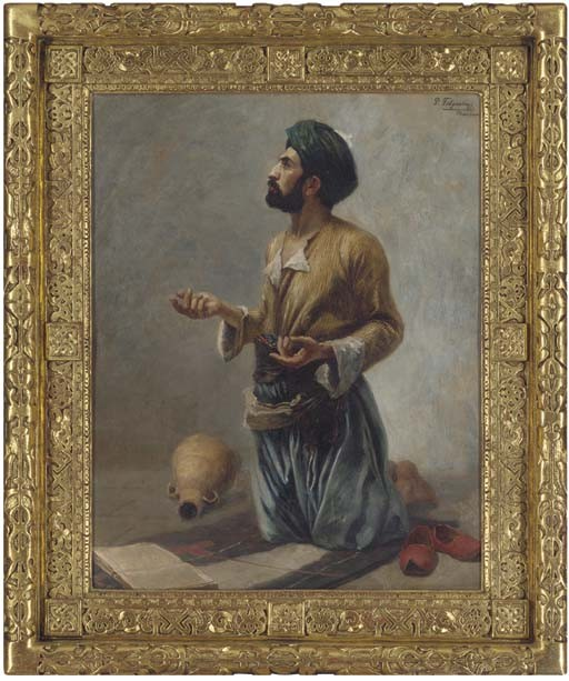 Paul Felgentreff (German, 1854-1933)