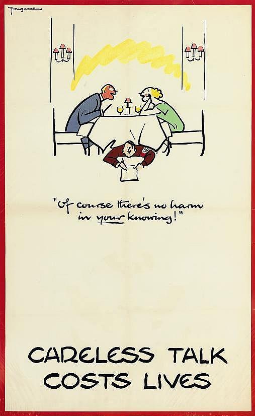 Fougasse (Cyril Kenneth Bird 1887-1965)