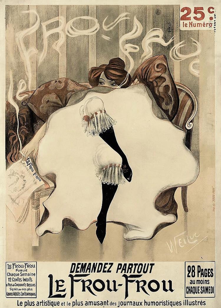 Weiluc (Lucien-Henri Weil 1873-1947)
