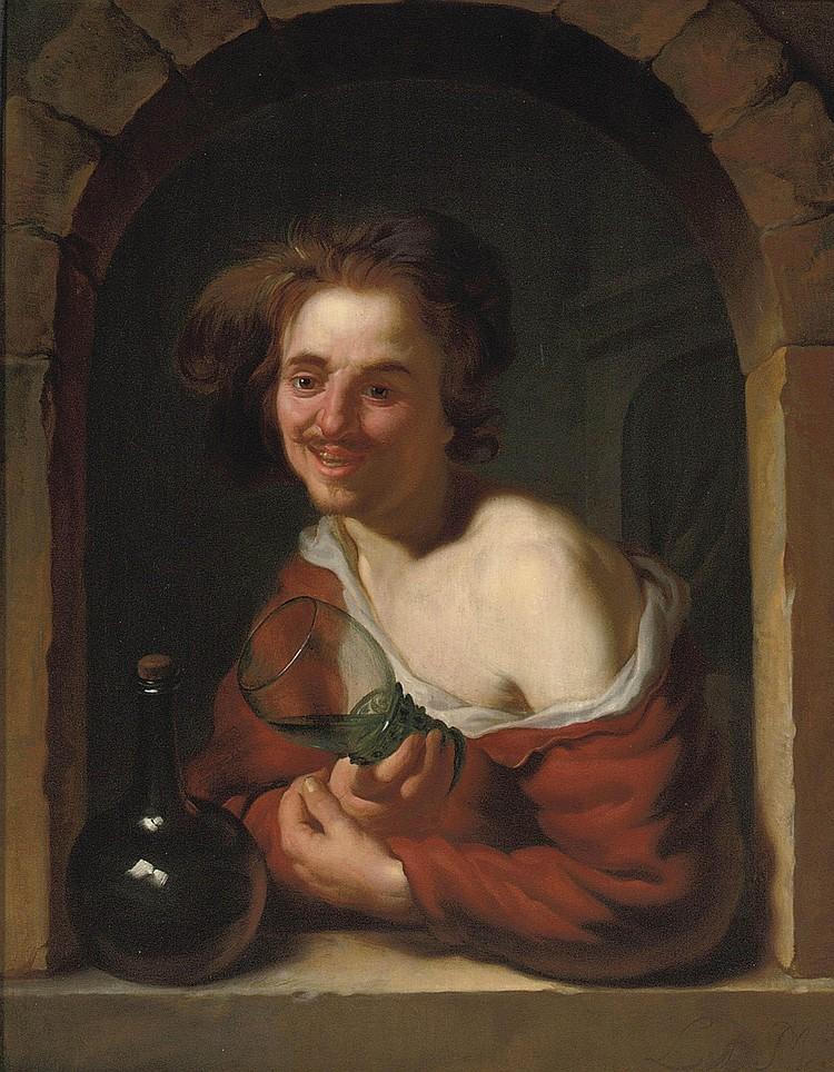 Louis de Moni (Breda 1698-1771 Leiden)