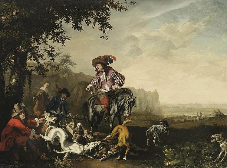 Abraham Daniëlsz. Hondius (Rotterdam c.1630/32-1691 London)