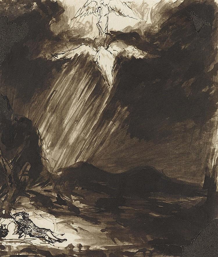 John Constable, R.A. (East Bergholt, Suffolk 1776-1837 London) after Aert de Gelder (1645-1727)