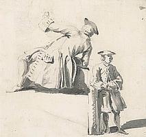 Peter Tillemans (Antwerp 1684-1734 Norton, nr. Bury St Edmunds)