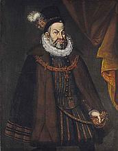 Portrait de l'Empereur Rodolphe II de Habsbourg