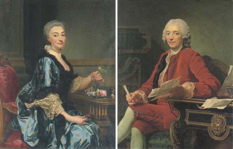 ALEXANDER ROSLIN (MALMO 1718-1793 PARIS)