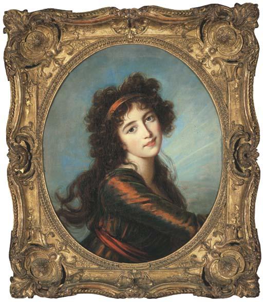 LOUISE-ELISABETH VIGEE-LEBRUN (PARIS 1755-1842)