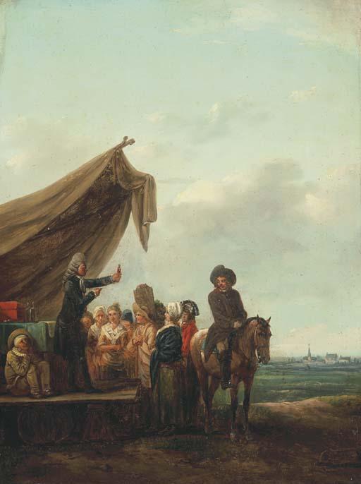 NICOLAS-LOUIS ALBERT DELERIVE (LILLE 1755-1818 ?)