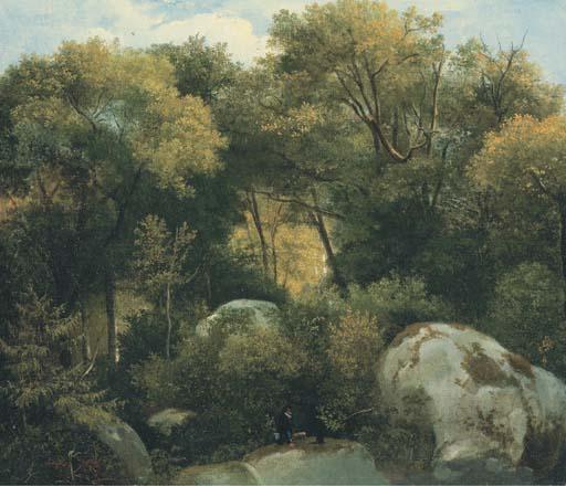 AUGUSTIN ENFANTIN (BELLEVILLE 1793-1827 NAPLES)
