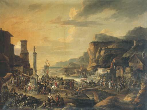 ANTOON GOUBAU (AMSTERDAM 1616-1698)