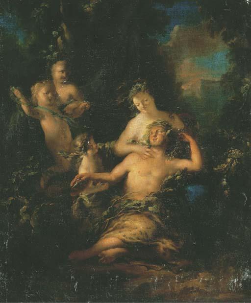 OTTMAR ELLIGER II (HAMBOURG 1666-1735 SAINT-PETERSBOURG)