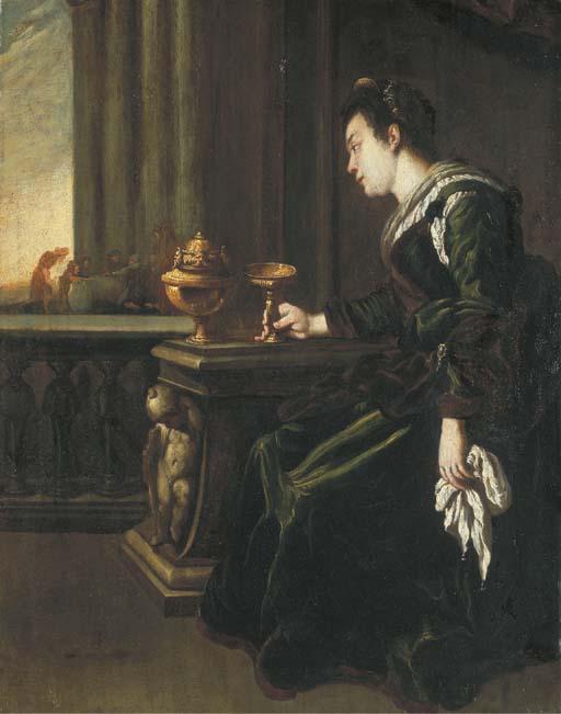 ATELIER DE DOMENICO FETTI (ROME 1589-1624 VENISE)
