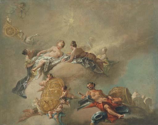 GIOVANNI BATTISTA CROSATO (VENISE 1686-1756 OU 1758)
