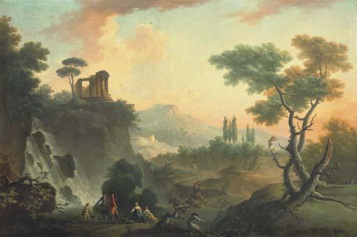 CHARLES-FRANCOIS GRENIER DE LACROIX, DIT LACROIX DE MARSEILLE (? VERS 1700-1782 ?)