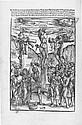 RINGMANN, 'Philesius' [Matthias] (c.1482-1511) and Urs GRAF (c.1485-1529). <I> Passio nomini</I>, Urs Graf, Click for value