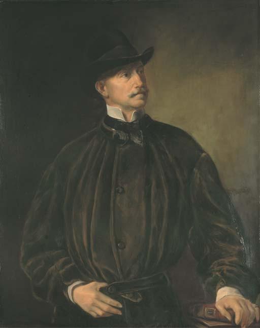 OTTO KREYHER (LANDSBERG 1836-1905 BRESLAU)