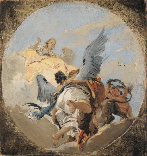 GIAMBATTISTA TIEPOLO (VENISE 1696-1770 MADRID)