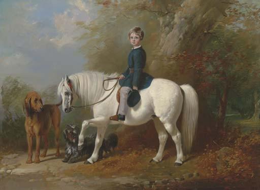 Henry Barraud (British, 1811-1874)