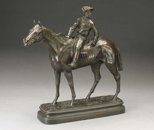 LEON BUREAU (FRENCH, 1866-1906)