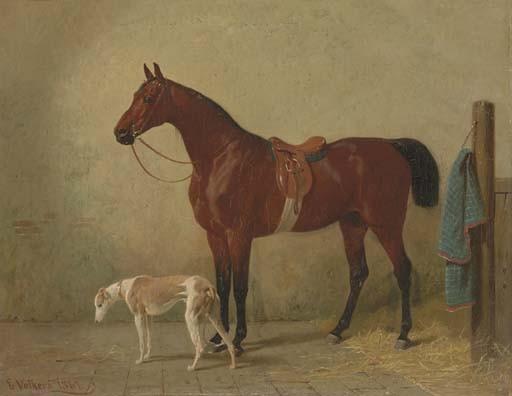 Emil Volkers (German, 1831-1905)