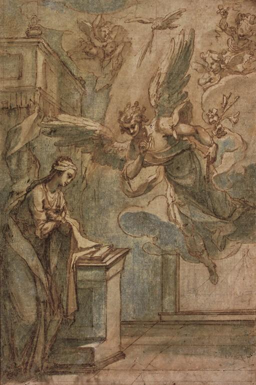 Ludovico Cardi, il Cigoli (Cigoli 1559-1613 Rome)