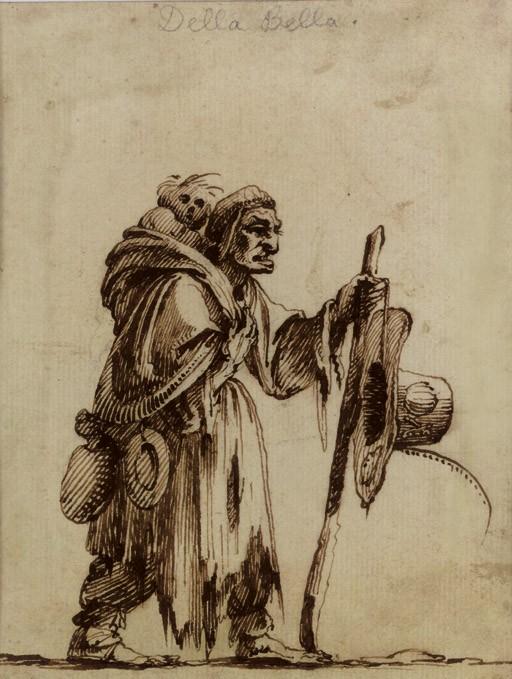 Baccio del Bianco (Florence 1604-1656 Madrid)