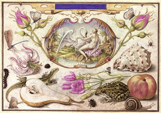 Georg Hoefnagel, called Joris Hoefnagel (Antwerp 1542-1600 Vienna)