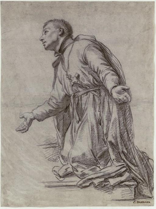Etienne Parrocel (Avignon 1696-1776 Rome)