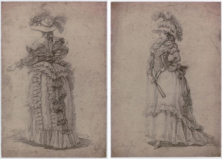 François Watteau, called Watteau de Lille (Valenciennes 1758-1823 Lille)