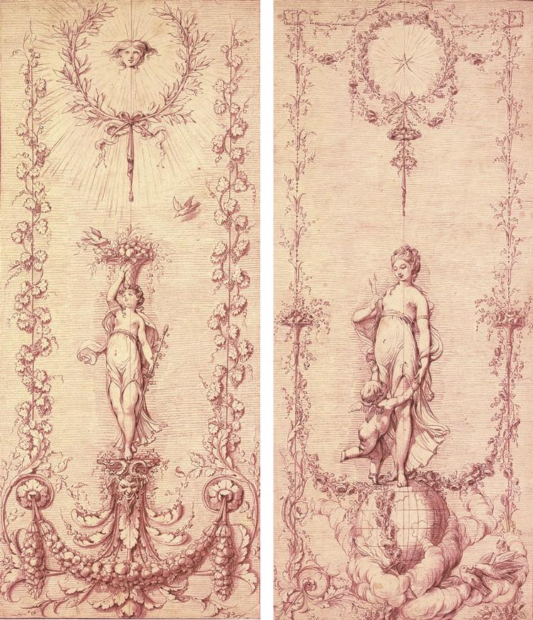 Gilles-Paul Cauvet (Aix-en-Provence 1731-1788 Paris)