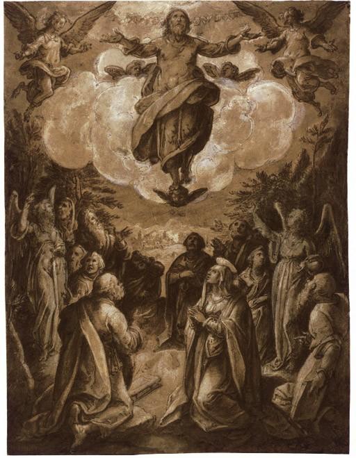 Jan van der Straet, called Stradanus (Bruges 1523-1605 Florence)