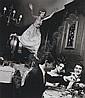 Jump, Harper's Bazaar, Paris, 1965, Melvin Sokolsky, Click for value
