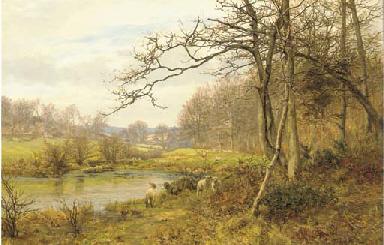 Frank Walton, R.I., P.R.O.I., R.B.A. (1840-1928)