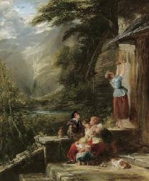 WILLIAM COLLINS, R.A. (1788-1847)