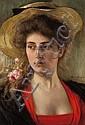 Albert Lynch (Lima 1851-1912) , Albert Lynch, Click for value