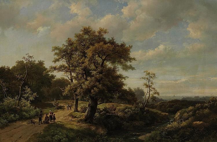 Marinus Adrianus Koekkoek (Middelburg 1807-1868 Amsterdam)