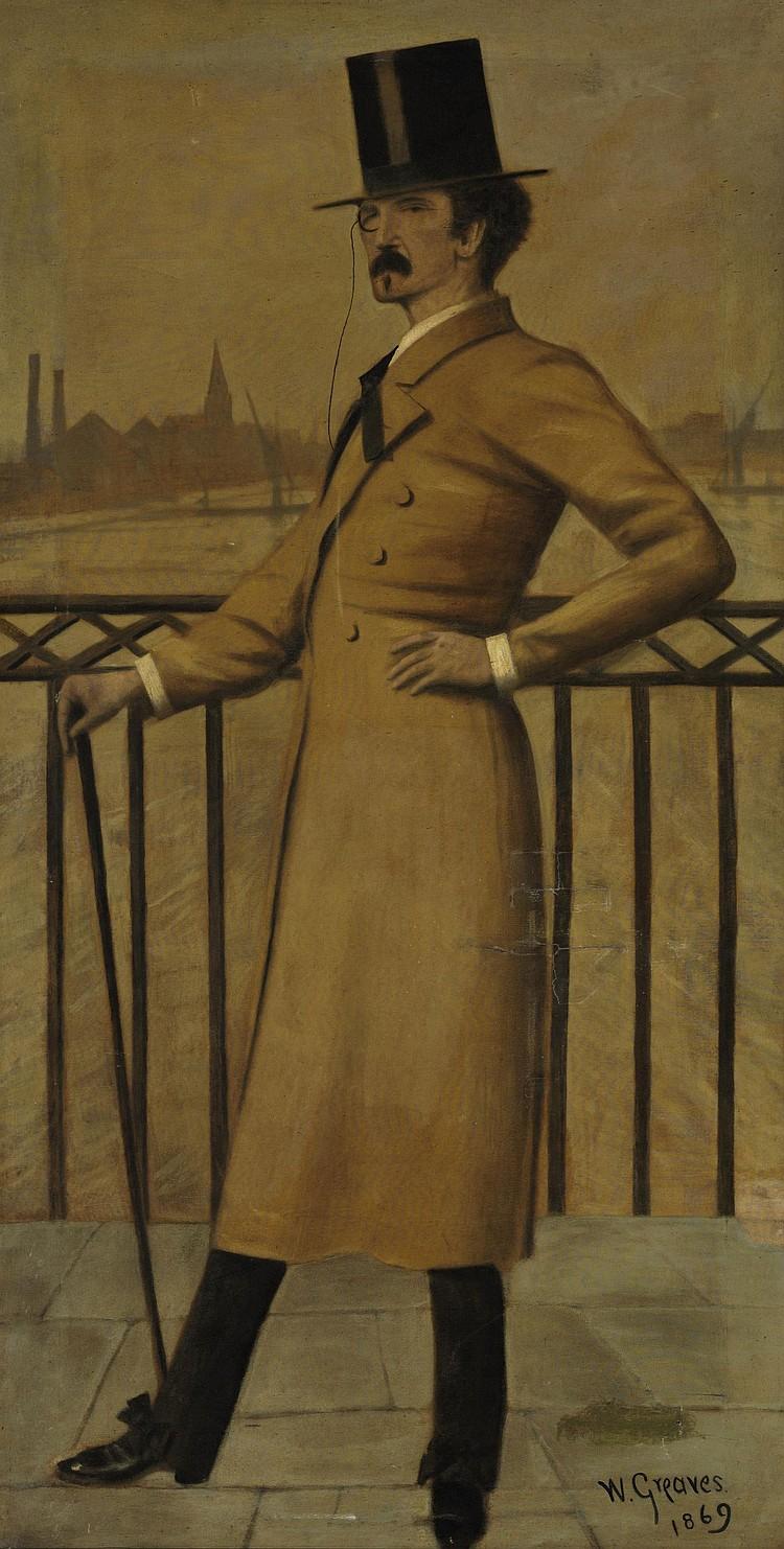 Walter Greaves (London 1846-1930)