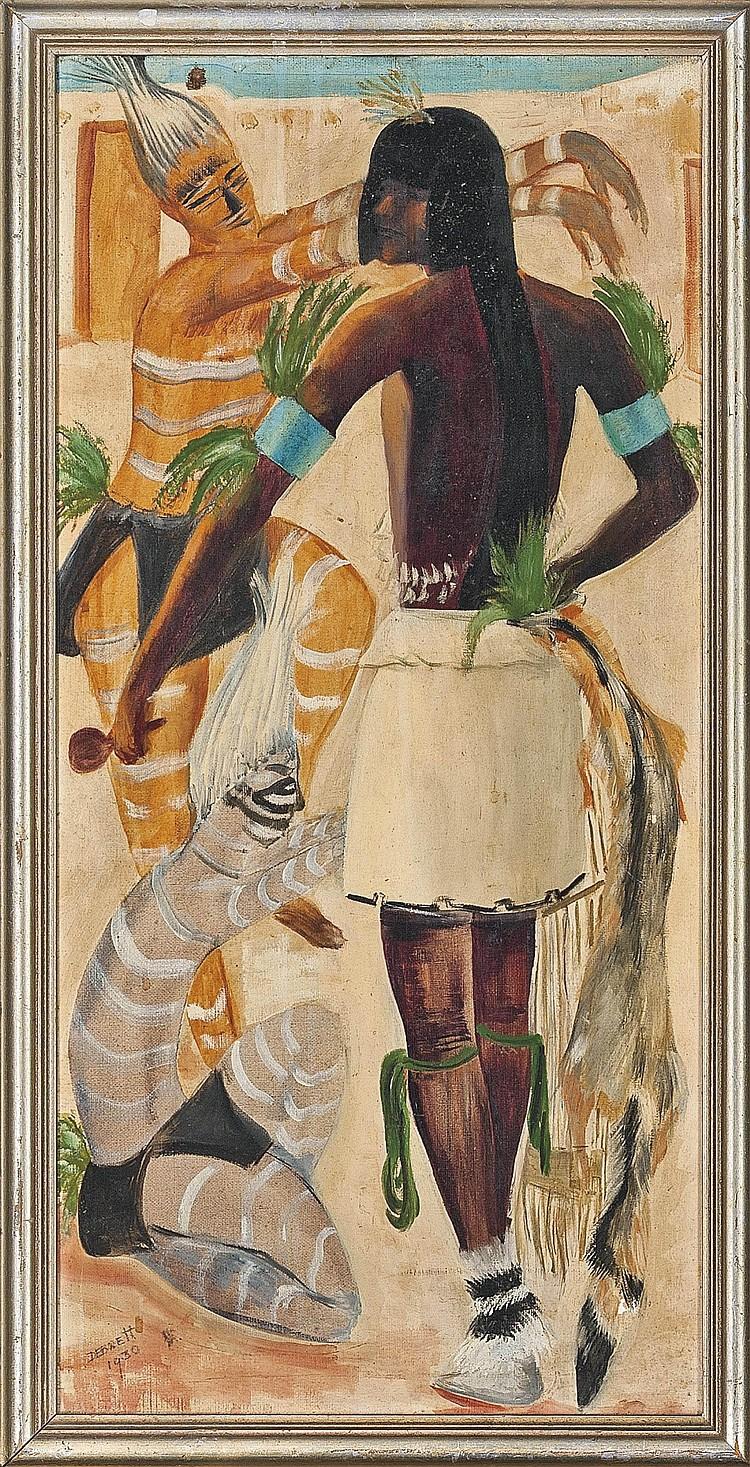 Dorothy Eugenie Brett (American, 1883-1977)