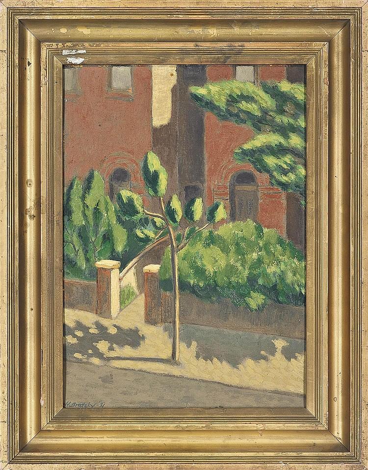 Horace Ascher Brodsky (1885-1969)