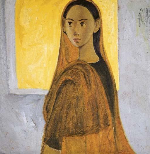 <B>B. PRABHA</B> (India 1933-2001)