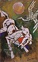 <B>MAQBOOL FIDA HUSAIN</B> (b. India 1915), Maqbool Fida Husain, Click for value