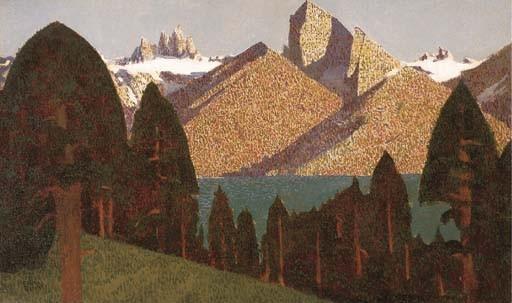 Conrad Buff (1886-1975)