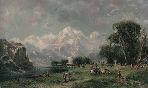 RANSOME GILLET HOLDREDGE (1863-1899)