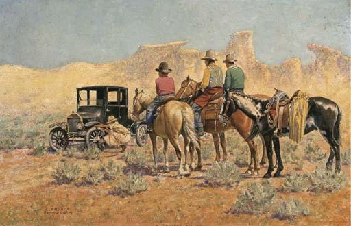CLARENCE ARTHUR ELLSWORTH (1885-1961)