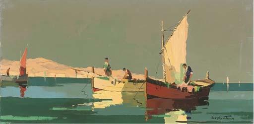 C.R. D'Oyly-John (British, 1906-1993)