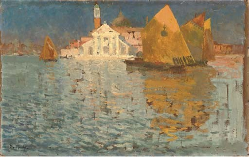 Louis Abel-Truchet (French, 1857-1918)