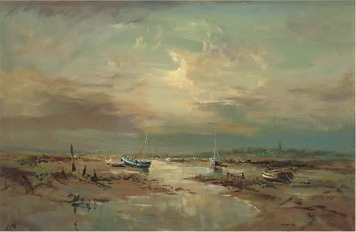 Jack Cox (British, 20th Century)