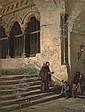 Vincent Stoltenberg Lerche (Norwegian, 1837-1892), Vincent Stoltenberg Lerche, Click for value